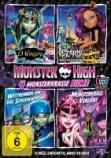 Monster High - 4 monsterkrasse Filme (DVD)