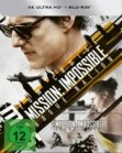 Mission: Impossible 5 - Rogue Nation - 4K Ultra HD Blu-ray + Blu-ray / Steelbook (4K Ultra HD)