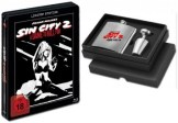 Sin City 2 - A Dame to Kill For - Blu-ray 3D + 2D / Limited Steelbook - Flachmann-Set inkl. zwei Bechern und Trichter (Blu-ray)