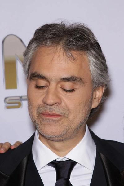Andrea Bocelli Foundation Gala Launch