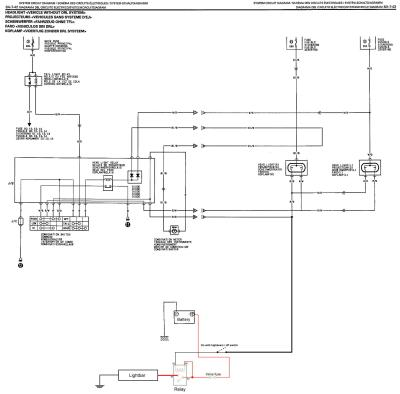 Ford F Ke Light Wiring Diagram K Wallpapers Engine Turn Signal And Hazard Not Working Fix ...