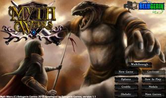 Indonesian Flash Games Download   Myth Wars Game