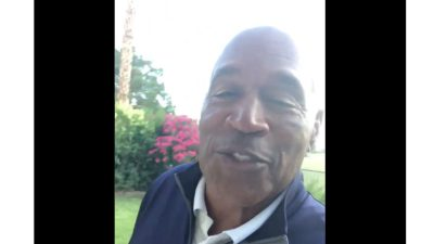 O.J. Simpson Joins Twitter With 'Getting Even' Message