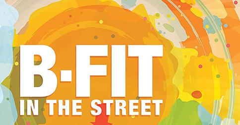 B-FIT in the Street! Festivalul International de Teatru de Strada