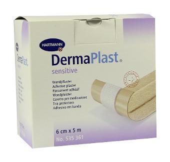 Hansaplast Sensitive 6cm