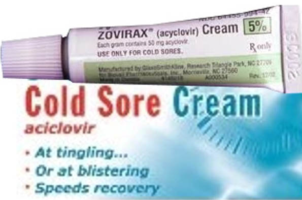 How Long Does Acyclovir Take To Work For Cold Sores 2