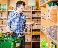 shop smart to avoid GMO's in your food.