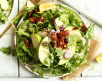 arugula for better health in the new year