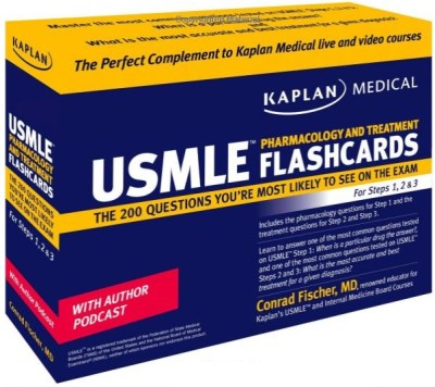 USMLE Pharmacology and Treatment Flashcards PDF Free Download
