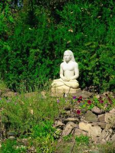 Babaji Statue