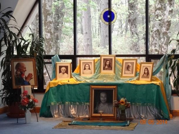 Temple of Silence Altar