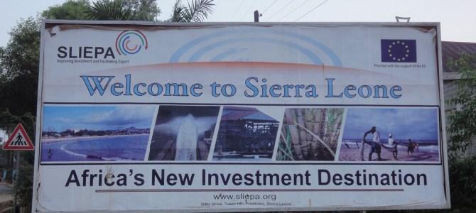 """""""Ebola ist nur eins unserer Probleme"""" ‒ Ebola-Bewusstsein, Misstrauen und Entwicklungshoffnungen in Sierra Leone"""