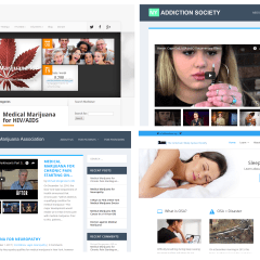 Medwiser's Partner Non-profit Websites