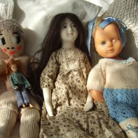 making cloth dolls