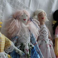 small cloth dolls