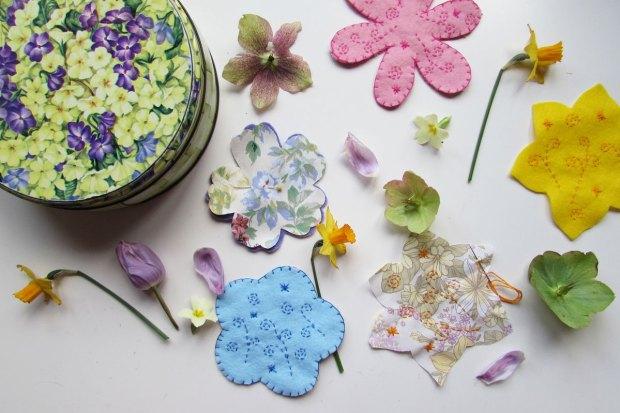 springflowerbunting