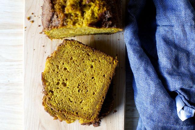 smitten-kitchen-pumpkin-bread