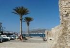 Ierapetra at Crete's south east coast