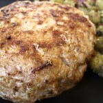 The Betty Crocker Project : Cornbread & Vegan Bacon-Stuffed Pork Chops