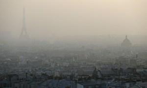 フランスの空