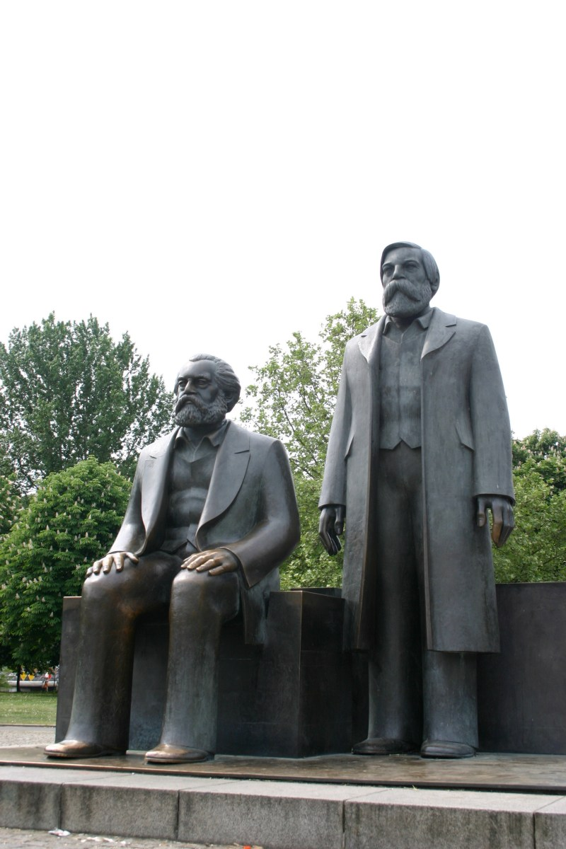Marx and Engel