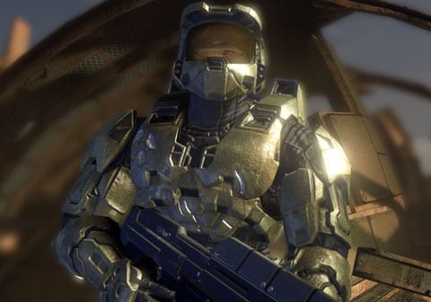 Halo 3 to Make Entertainment History on September 25   masterchief halo3