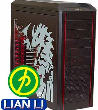 To the Rescue!   Lian Li Armorsuit PC P50R Gaming Case