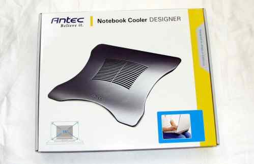 MEGATech Reviews   Antecs Designer Notebook Cooler   antecnbcoolerdesigner 1 499x322