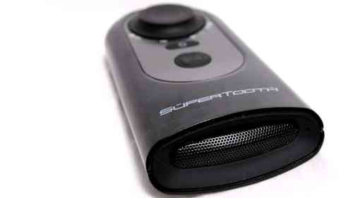 MEGATech Reviews: Supertooth HD Bluetooth Car Speakerphone   supertoothhd 4 500x281