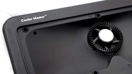 MEGATech Reviews: Cooler Master NotePal LapAir Notebook Cooling Pad   cmasterlapair 6 500x281