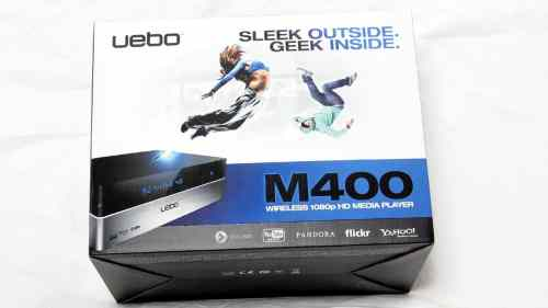 MEGATech Reviews   Uebo M400 Wireless 1080p HD Media Player   uebo 1 500x281