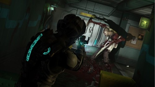MEGATech Showcase: The Other Best Video Games of 2011   deadspace2 500x281