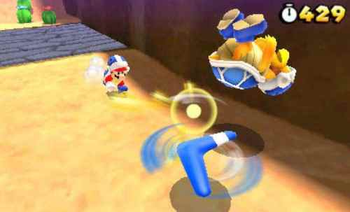 MEGATech Reviews   Super Mario 3D Land, Mario Kart 7, and Star Fox 64 3D   n3dsgames 1 500x303