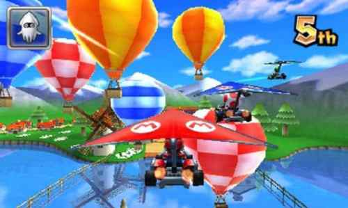 MEGATech Reviews   Super Mario 3D Land, Mario Kart 7, and Star Fox 64 3D   n3dsgames 7 500x299