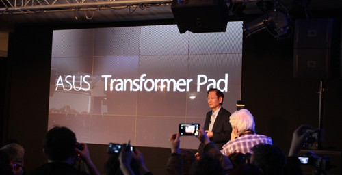 ASUS Announces New Tablets, Renamed Transformer Pads    transformer1