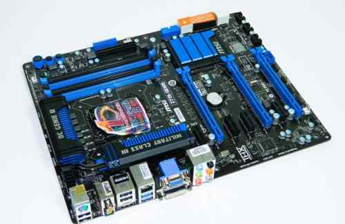 The News: Monday Evening Edition   MSI Z77A GD65 Military Class III Motherboard 5 500x325