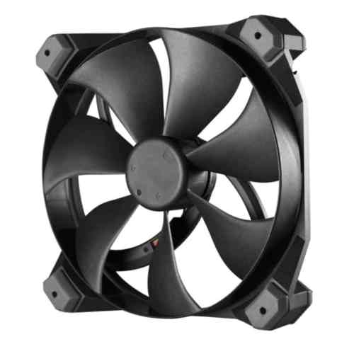 Antec New TrueQuiet Pro 120   Like No Other Fan to Date   true quiet pro q 500x486