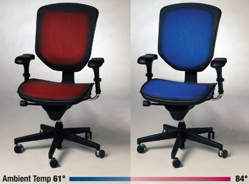 Tempronics Desk Chair May Help End an Office Battle   tempronicscoolerheaterchair2 small