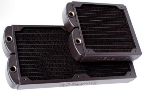 The News: Saturday, October 20 Edition   4990 99 swiftech mcr240 qp quiet series dual 140mm radiator review 500x317