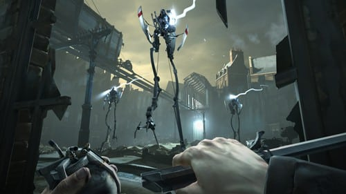 MEGATech Reviews: Dishonored for Xbox 360 and PS3   dishonored2