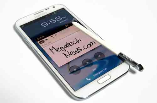 MEGATech Reviews   Samsung Galaxy Note II Android Superphone   galaxynote2 10 500x328