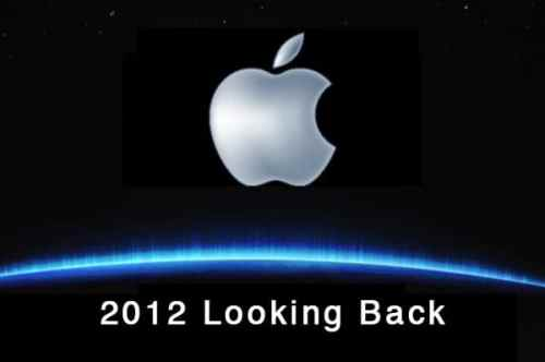 Apple 2012: The Year in Review   2012 apple 500x332