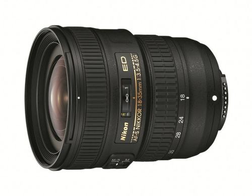 Nikon Introduces New 800mm Telephoto and 18 35mm Wide Angle Lenses   AFS 18 35 ED 1 500x389