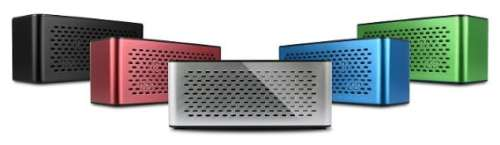 CES 2013: The NUU Splash Portable Speaker is Immune to Water and Dust   splash 500x145