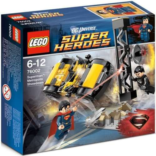MEGATech Showcase: Theres a LEGO For Everyone   LEGO Metropolis Showdown 500x500