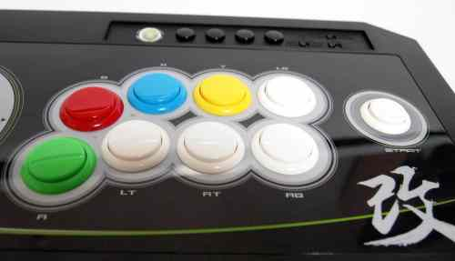 MEGATech Reviews   Hori Real Arcade Pro VX SA Kai FightStick for Xbox 360   horikai 6 500x287