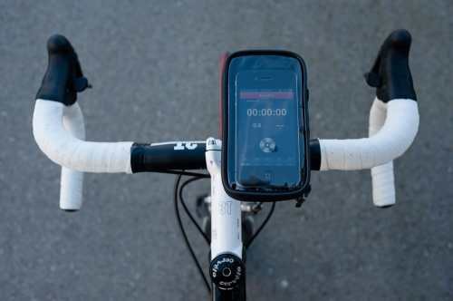 MEGATech Reviews   TuneMount Bicycle Mount 2 for Smartphone   AS3 4668 500x332