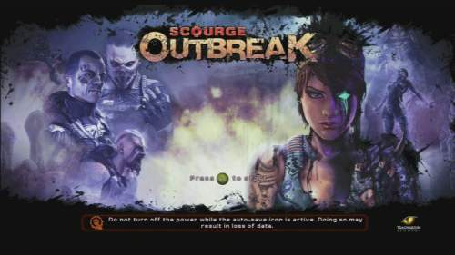 MEGATech Reviews   Scourge: Outbreak for Xbox 360 (XBLA)   scourge outbreak 1 500x281