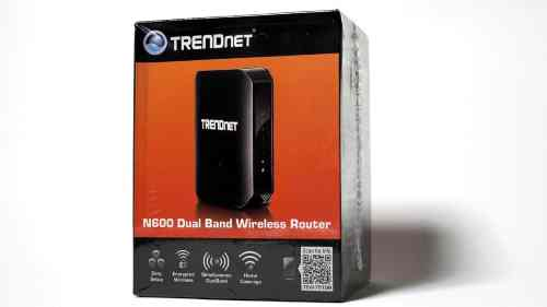 MEGATech Reviews   TRENDnet TEW 751DR N600 Dual Band Wireless Router   trendnet 1 500x281