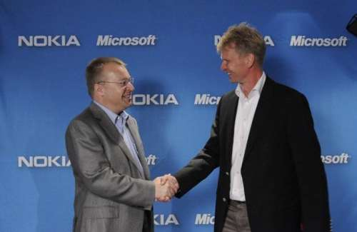 Microsoft Acquires Nokia Devices, Services for $7.2 Billion   Microsoft nokia 500x325